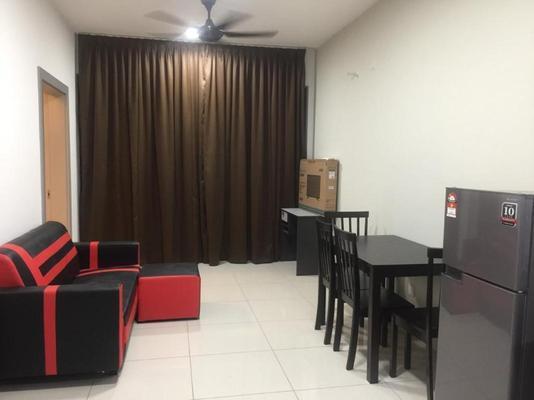 Condominium For Rent in You Vista @ You City, Batu 9 Cheras Freehold Fully Furnished 1R/1B 1.5k