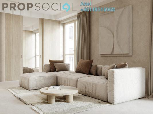 Condominium For Sale in Solaris Dutamas, Dutamas Freehold Semi Furnished 3R/2B 520k