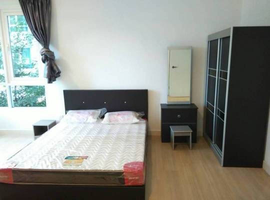 Condominium For Rent in V Residence @ Sunway Velocity, Cheras Freehold Fully Furnished 2R/2B 3.3k