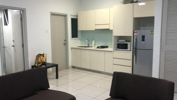 Condominium For Rent in V Residence @ Sunway Velocity, Cheras Freehold Fully Furnished 2R/2B 3k