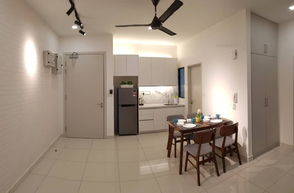 Condominium For Rent in The Link 2 @ Bukit Jalil, Bukit Jalil Freehold Fully Furnished 2R/1B 2.3k