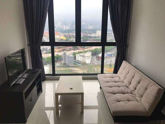 Condominium For Rent in Shamelin Star Serviced Residences, Cheras Freehold Fully Furnished 2R/2B 2.2k