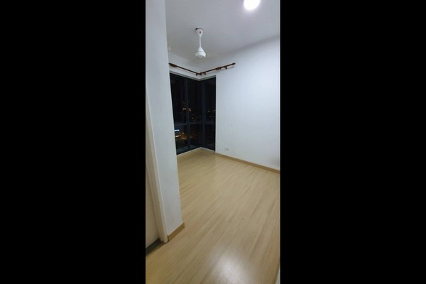 Condominium For Rent in Shamelin Star Serviced Residences, Cheras Freehold Semi Furnished 2R/2B 1.8k
