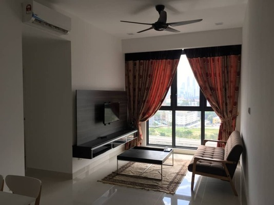 Condominium For Rent in Shamelin Star Serviced Residences, Cheras Freehold Fully Furnished 2R/2B 2.4k