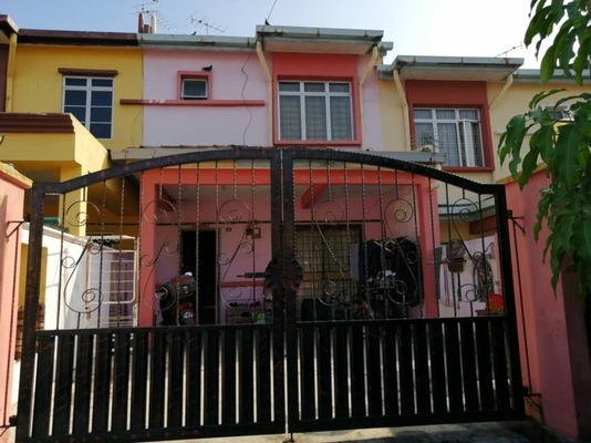 Terrace For Sale in Taman Lestari Putra, Bandar Putra Permai Freehold Fully Furnished 4R/3B 420k