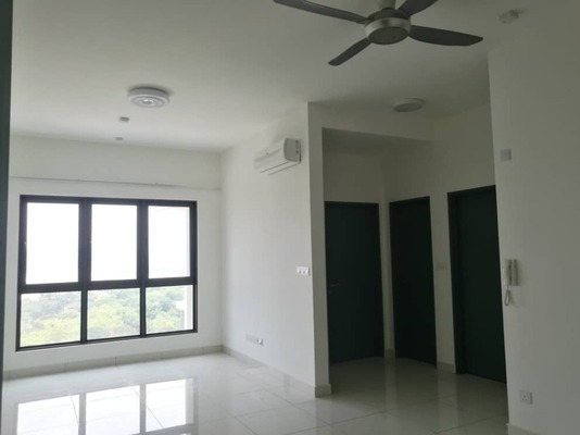 Condominium For Rent in The Link 2 @ Bukit Jalil, Bukit Jalil Freehold Semi Furnished 1R/1B 1.6k