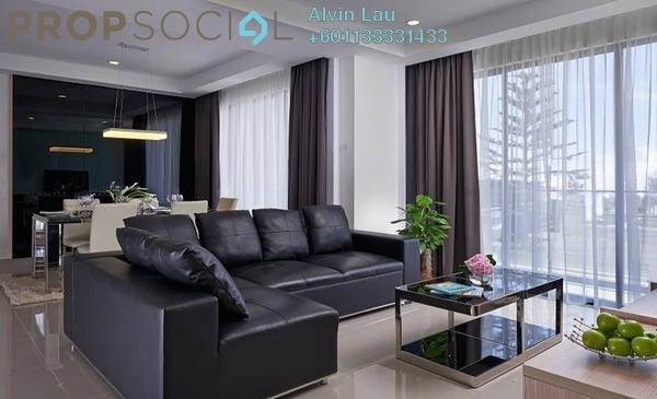Condominium For Sale in Grand Ion Majestic, Genting Highlands Freehold Fully Furnished 1R/1B 458k