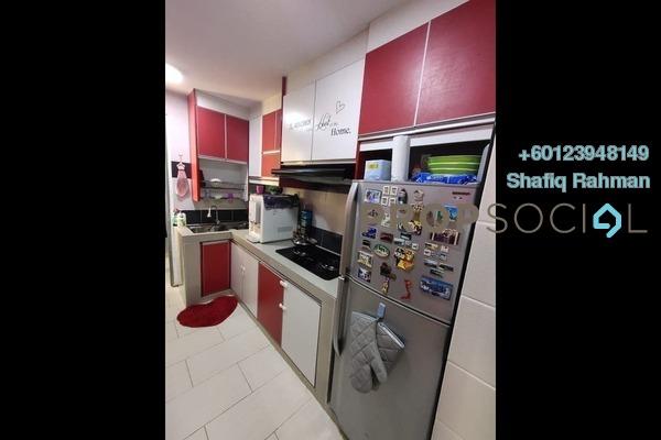 Apartment For Sale in Sri Baiduri Apartment, Ukay Freehold Semi Furnished 3R/2B 290k