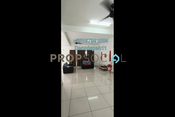 Terrace For Sale in Taman Kempas Utama, Johor Bahru Freehold Semi Furnished 4R/4B 650k
