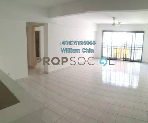 Apartment For Rent in Plaza 393, Cheras Freehold Unfurnished 3R/2B 1.5k