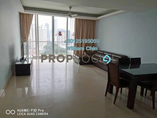 Condominium For Rent in Embassyview, Ampang Hilir Freehold Fully Furnished 3R/4B 4.5k