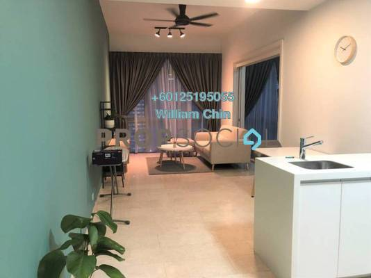 Condominium For Rent in Panorama, KLCC Freehold Fully Furnished 1R/1B 3.2k