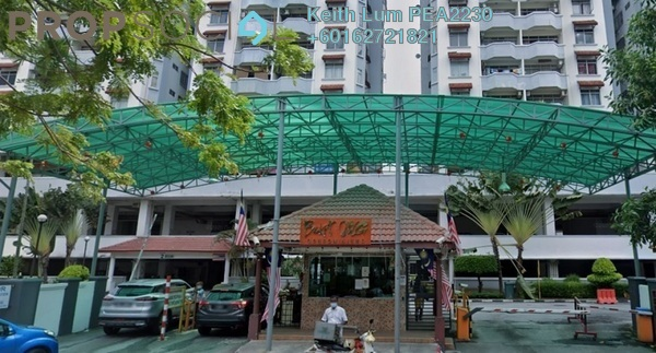 Condominium For Rent in Bukit OUG Condominium, Bukit Jalil Freehold Semi Furnished 1R/1B 900translationmissing:en.pricing.unit