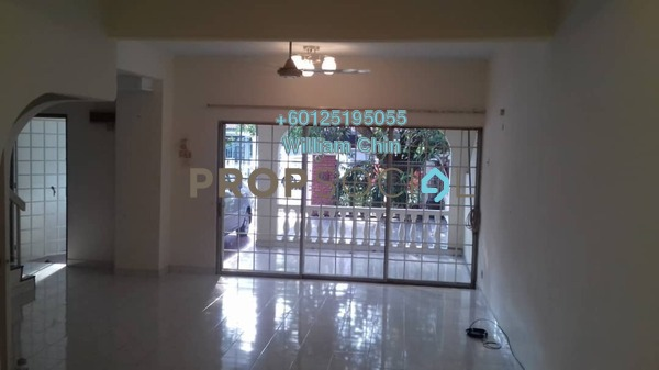 Terrace For Rent in SS18, Subang Jaya Freehold Semi Furnished 4R/3B 2k