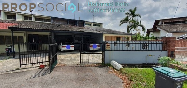 Terrace For Sale in Taman Perling, Iskandar Puteri (Nusajaya) Freehold Unfurnished 3R/2B 400k
