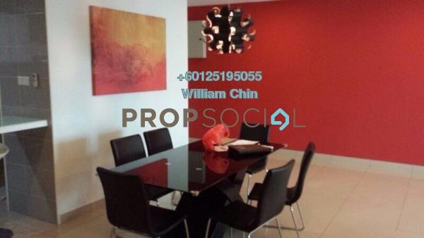 Condominium For Rent in Aston Kiara 3, Mont Kiara Freehold Fully Furnished 3R/2B 2.5k