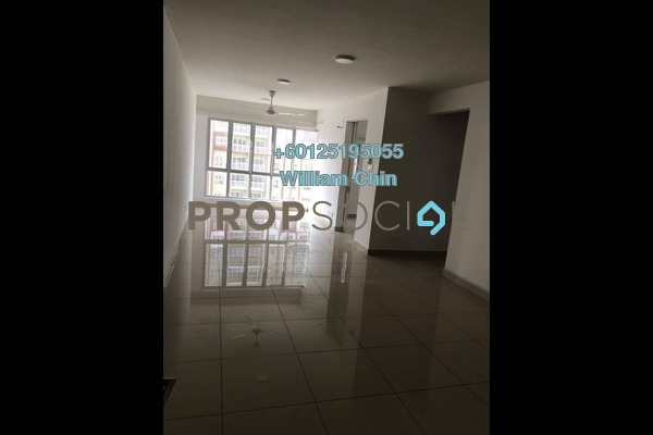 Condominium For Rent in Maxim Citilights, Sentul Freehold Semi Furnished 3R/2B 1.4k