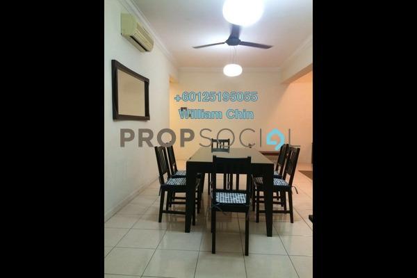 Condominium For Rent in Casa Kiara I, Mont Kiara Freehold Fully Furnished 3R/2B 2.7k
