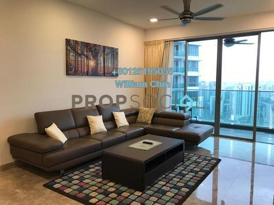 Condominium For Rent in Kiaramas Danai, Mont Kiara Freehold Fully Furnished 3R/5B 7k