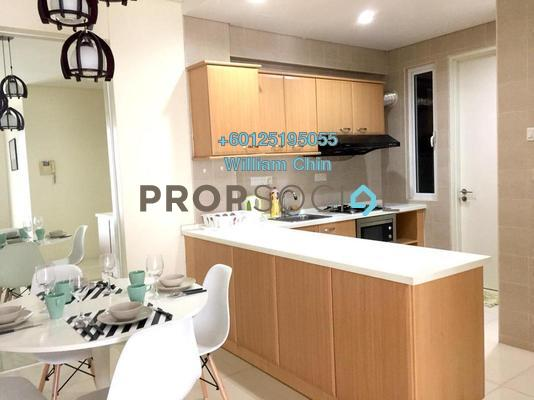 Condominium For Rent in Bintang Goldhill, KLCC Freehold Fully Furnished 1R/1B 2.95k