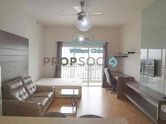 Condominium For Sale in Waldorf Tower, Sri Hartamas Freehold Fully Furnished 0R/1B 450k