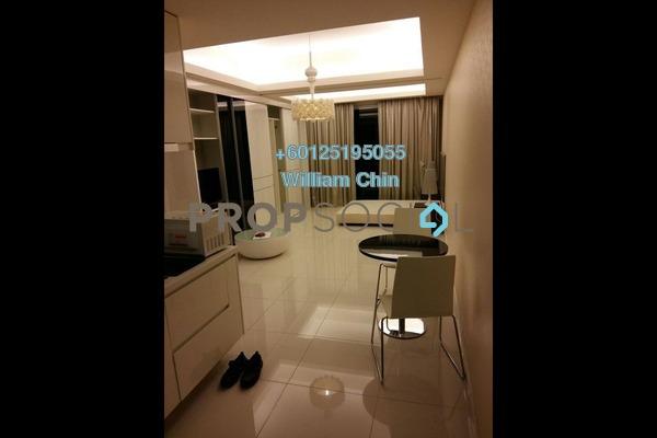 Condominium For Sale in Plaza Damas 3, Sri Hartamas Freehold Fully Furnished 0R/1B 390k