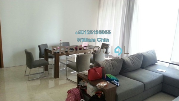 Condominium For Rent in Vipod Suites, KLCC Freehold Fully Furnished 2R/1B 3.5k