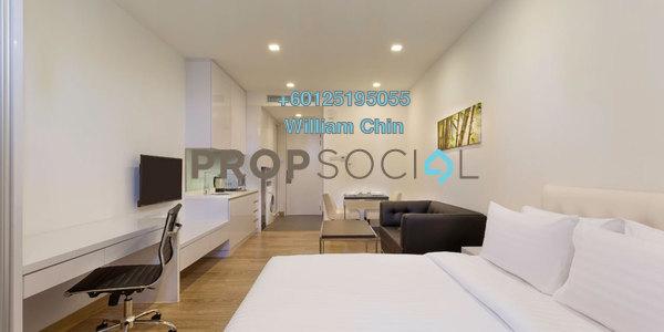 Condominium For Sale in One @ Bukit Ceylon, Bukit Ceylon Freehold Fully Furnished 0R/1B 530k