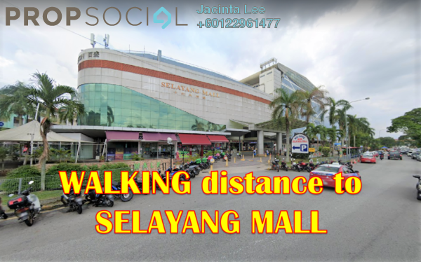 Terrace For Sale in Taman Selayang Utama, Selayang Freehold Unfurnished 2R/2B 306k