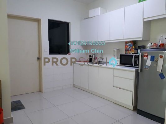 Condominium For Rent in The Z Residence, Bukit Jalil Freehold Semi Furnished 2R/2B 1.6k
