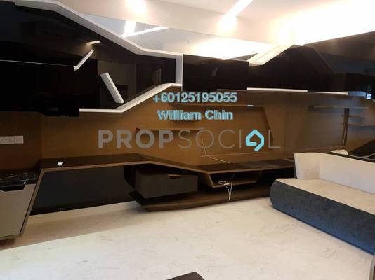 Condominium For Rent in VERVE Suites, Mont Kiara Freehold Fully Furnished 1R/1B 2.6k