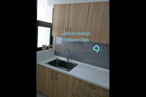 Condominium For Rent in Shamelin Star Serviced Residences, Cheras Freehold Semi Furnished 3R/2B 2.5k