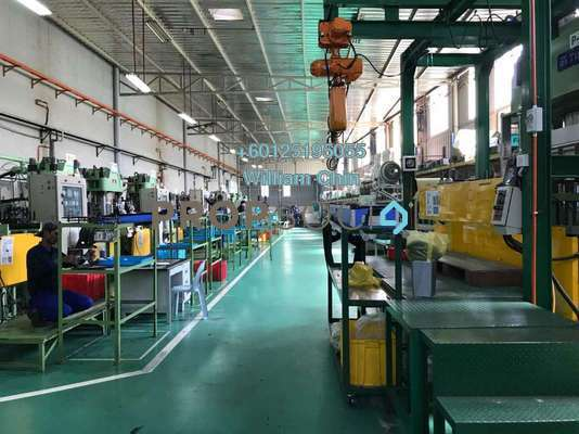 Factory For Sale in Pekan Sungai Buloh, Selangor Freehold Unfurnished 0R/0B 14.5m