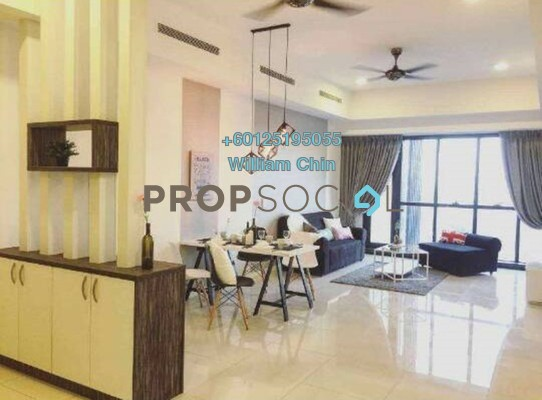 Condominium For Rent in M City, Ampang Hilir Freehold Fully Furnished 1R/1B 2.6k