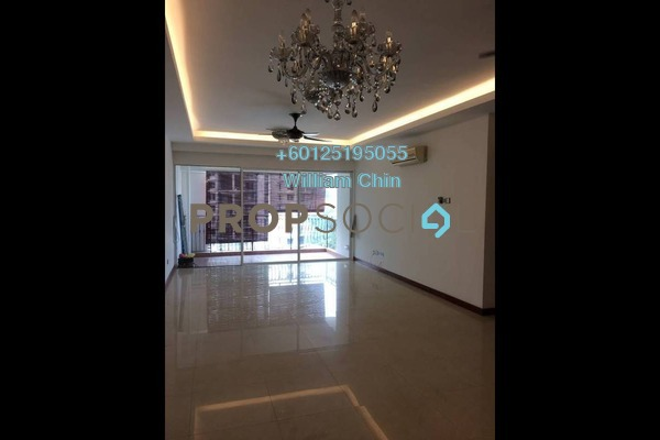 Condominium For Rent in La Grande Kiara, Mont Kiara Freehold Semi Furnished 3R/3B 3.8k