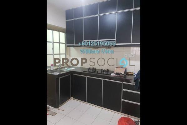 Condominium For Rent in Sentul Utama Condominium, Sentul Freehold Semi Furnished 3R/2B 1.4k