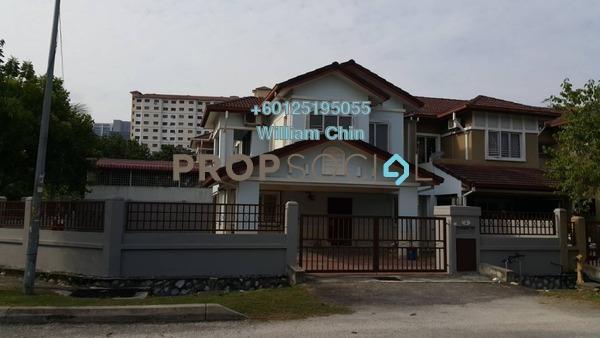 Terrace For Sale in USJ 1, UEP Subang Jaya Freehold Semi Furnished 4R/3B 990k