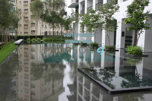 Condominium For Rent in Hampshire Place, KLCC Freehold Fully Furnished 1R/1B 2.5k