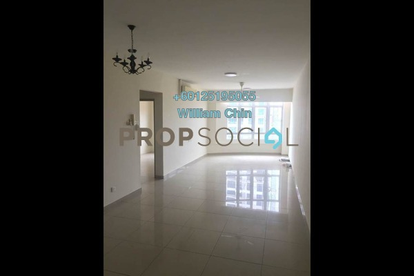 Condominium For Rent in Putra Majestik, Sentul Freehold Semi Furnished 3R/2B 1.4k