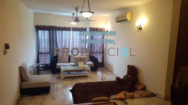 Condominium For Rent in Sang Suria, Sentul Freehold Fully Furnished 3R/2B 1.9k