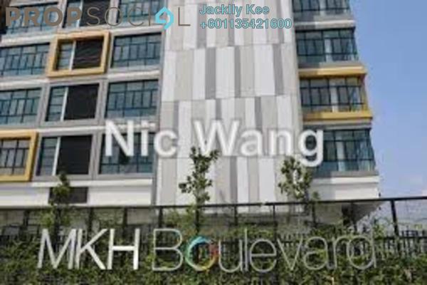 Condominium For Sale in Nexus @ Kajang Station (Tower B), Kajang Freehold Unfurnished 2R/2B 331k