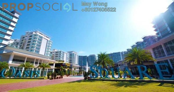 Office For Sale in Oasis Residences, Relau Freehold Semi Furnished 0R/0B 860k