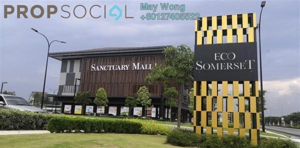 Shop For Rent in Eco Somerset, Telok Panglima Garang Freehold Unfurnished 0R/0B 6k