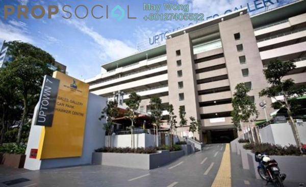 Office For Rent in Damansara Uptown, Damansara Utama Freehold Semi Furnished 0R/0B 24.9k