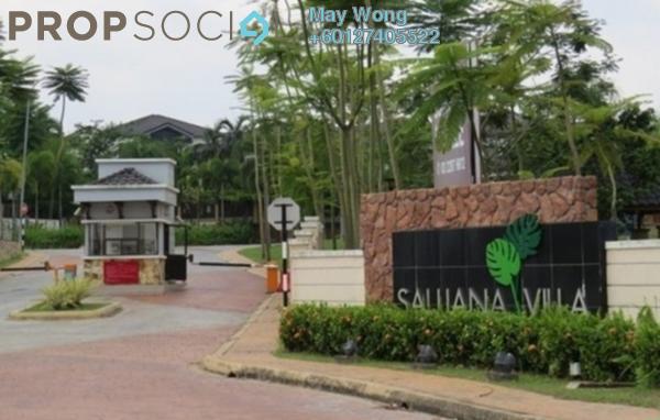 Semi-Detached For Sale in Jalan Kajang, Georgetown Freehold Semi Furnished 4R/4B 1.2m