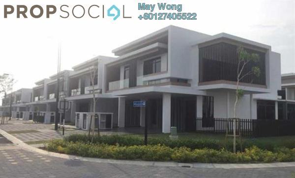 Terrace For Sale in Eco Business Park I, Johor Bahru Freehold Unfurnished 5R/5B 1.25m