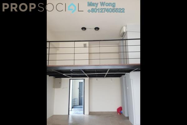 SoHo/Studio For Sale in Empire Subang, Subang Jaya Freehold Semi Furnished 0R/2B 550k