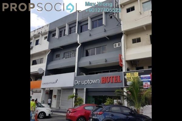 Shop For Rent in Damansara Uptown, Damansara Utama Freehold Unfurnished 0R/0B 8k