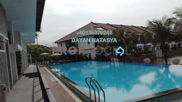 Semi-Detached For Sale in Setia Eco Glades, Cyberjaya Freehold Semi Furnished 5R/6B 1.8m