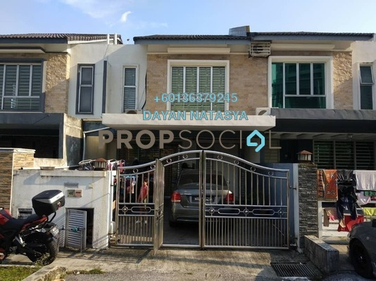 Terrace For Sale in Paragon 129, Bandar Putra Permai Freehold Semi Furnished 4R/3B 650k